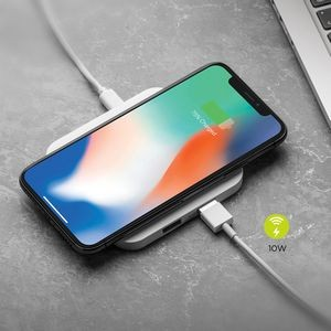 10W Wireless charging with dual USB port